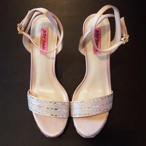 Betsey Johnson Platform Shoes